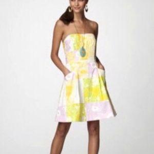 Lilly Pulitzer Blossom Dress Fresh Picked Sz6